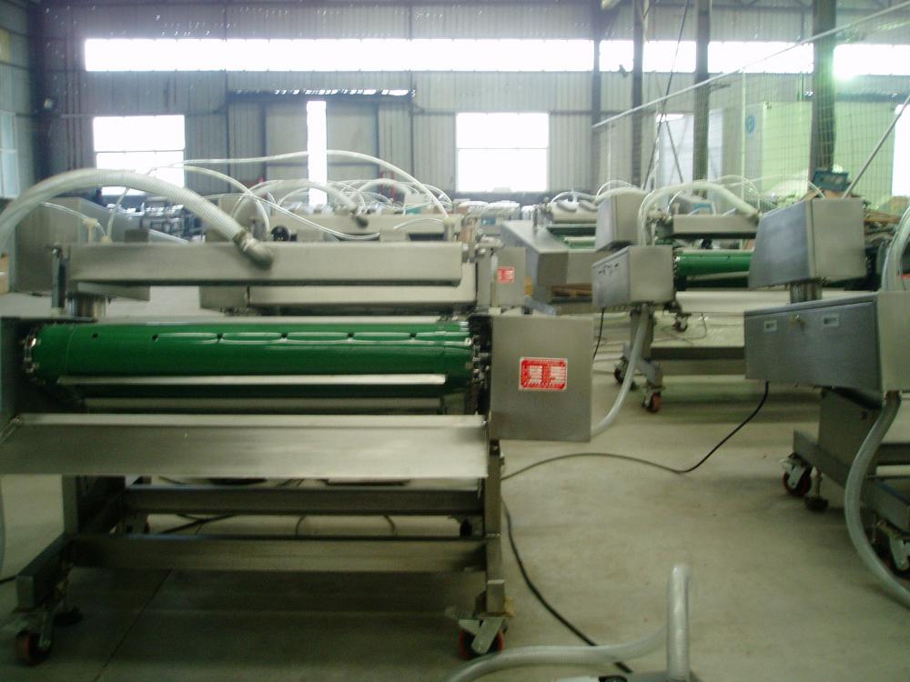 Date Packing Machine with Transmission System