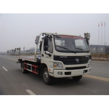 Foton heavy duty wrecker truck towing company