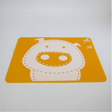 Cute Mat For Kids Silicone Dining Mat