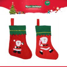Creativo precioso regalo de Navidad conjunto media