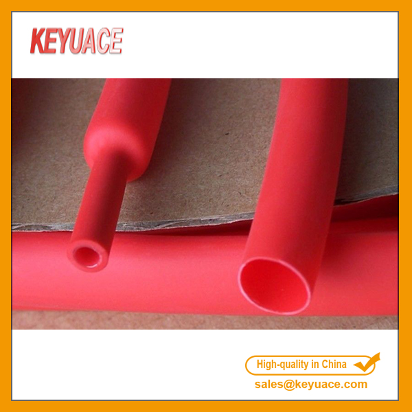adhesive lined heat shrinkable tube