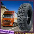 Tubless Radial Truck Tire TBR Tire 315 / 80r22.5 Venda inteira