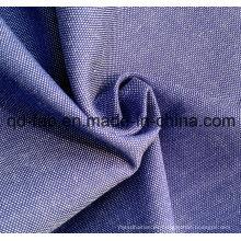 100% hilado de algodón teñido tejido de tela (QF13-0394)