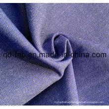 100%Cotton Yarn Dyed Shirting Fabric (QF13-0394)