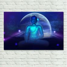 Pintura do senhor Buddha