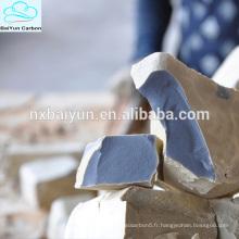 professionnel 60-88% contenu calciné bauxite bauxite minerai prix