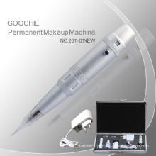Goochie máquina de tatuagem de sobrancelha permanente de maquiagem digital