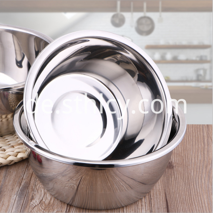 Sstainless Steel Soup Basin