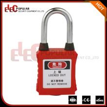 Elecpopular Fábrica de China Pequeño grillete de los 38MM Colorido Barato Dustproof Seguridad Candado
