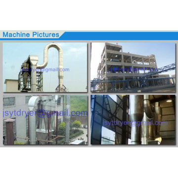 Air Pipe Drying Machine