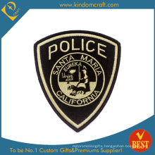 Cheap Custom California Police Embroidery Patch (LN-0159)