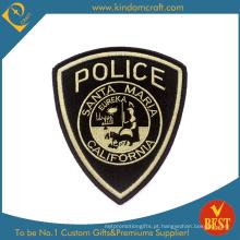 Remendo feito sob encomenda barato do bordado da polícia de Califórnia (LN-0159)