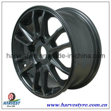 Car Wheels with Hyper Black Coating