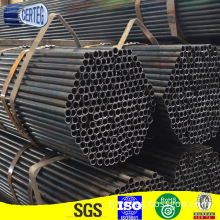 Mild Steel Welded Black Furniture Pipe with RoHS (10mm)