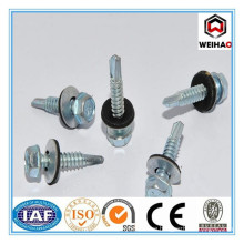 Top quality Passivate Hex washer Self-drilling screw