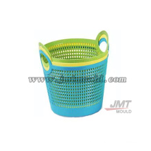 plastic injection shopping plastic basket mould P20 Steel