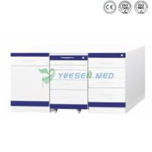 Yszh01 Dental Straight Cabinet Medizinische Geräte