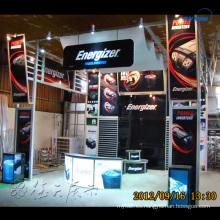 equipo de exposición expo personalizado de exportación de china