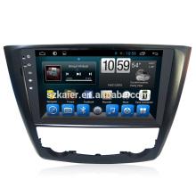 Vente chaude! Fabricant Android 6.0 Lecteur DVD de Voiture Système Multimédia pour Renault Kadjar 2015 2016 Grand Écran GPS OEM Double Zone