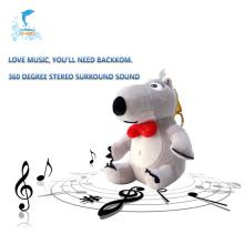Chinesisches elektronisches Baby musikalisches Plüschtier