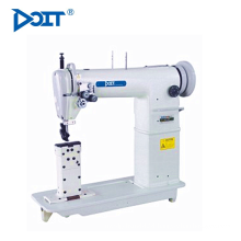 DT820 Without radiation and Nice DOUBLE NEEDLE Post Bed Double-needle Heavy Duty Lockstitch Industrial Sewing Machine