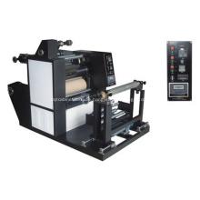 ZX-650 Hochgeschwindigkeitsrollen-Laminiermaschine Produktmerkmale ZX-650 Rolle ohne Klebefolie Laminiermaschine besteht aus t