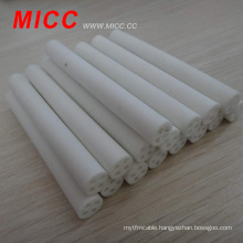 MICC 2 holes round type ceramic insulation beads for thermocouple alloy wire