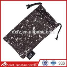 custom microfiber sunglasses pouch bag case