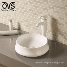 OVS China Manufacture Wash Basin Art Ceramic