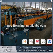 New design u shape purlin roll forming machine