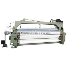 260cm Cam or Dobby Waterjet Loom Double Nozzle Power Machine