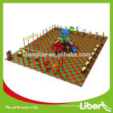 2015 Amusement Park Children Outdoor Playground Toy With Gym Machine Fitness Equipment