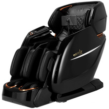 Electric 4D Zero Gravity SL Shape track Full Body Shiatsu Cheap Price Massage Chair