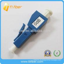 OdB LC SM Atenuador de fibra óptica