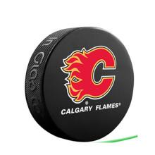 Puck de hockey de goma de silicona personalizado