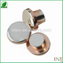 electrical relay parts agnicu trimetal rivets