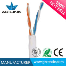 Wir liefern große Qualität PVC Cat3 Kabel Spezifikation