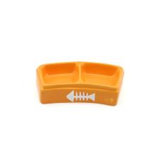 Zarte und schöne Keramik-Haustier-Schüssel