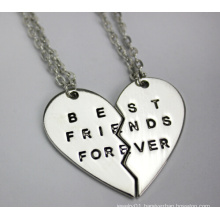 Best Friends Forever Couples Pendants Necklace (YN0178)