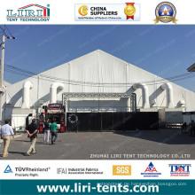 Huge Curve Zelt für Ausstellungshalle