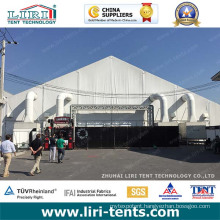 Huge Curve Tent for Exhibition Hall
