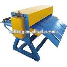 Mini máquina de corte de aço