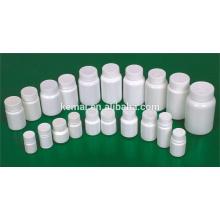 Botella plástica de las tabletas de la píldora botella Botella plástica de la botella del plástico