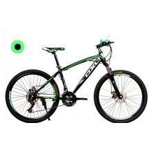 Vélo de montagne en acier au carbone de haute qualité VTT bon marché