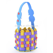 Factory Price High Quality DIY EVA Basket Craft
