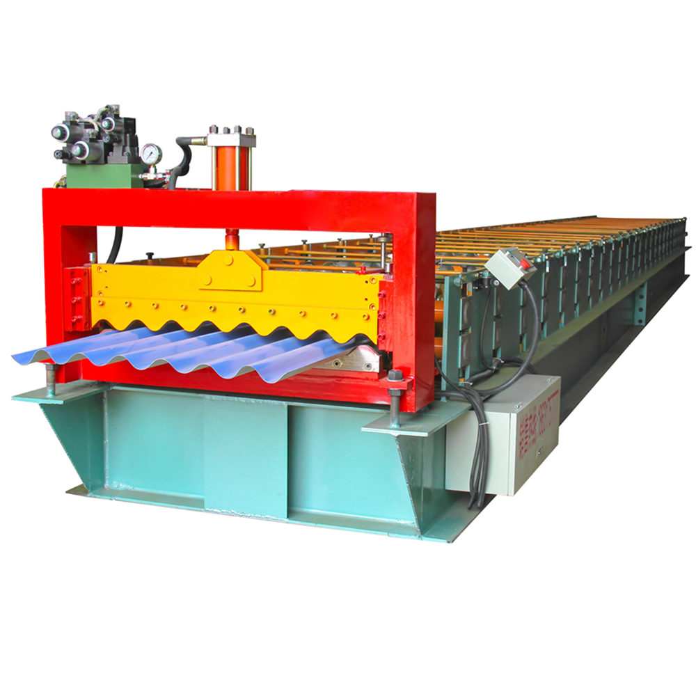 Corrugated Roof Machine 3
