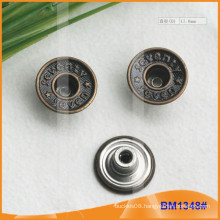 Metal Button,Custom Jean Buttons BM1348