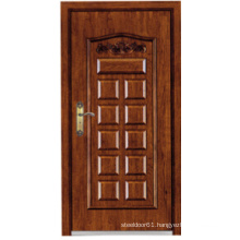 Turkish Style Steel Wooden Armored Door (LTK-A035)