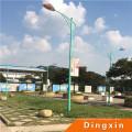 10m Pole Solar Street Lighting System 30W, 36W, 40W, 50W, 60W, 70W LED Lamp