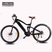 2018 venda quente 26 '' mountain bike elétrica da movimentação meados de 36v250w BAFANG com bateria escondida